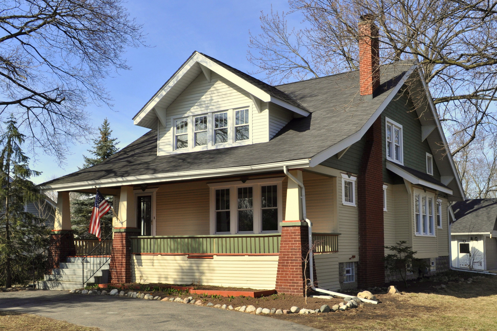 New Listing Pristine Craftsman Home In Plymouth Mi Bake